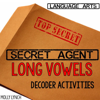 Secret Agent: Long Vowels