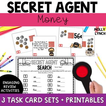 Secret Agent: Money