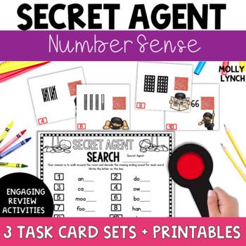 Secret Agent: Number Sense