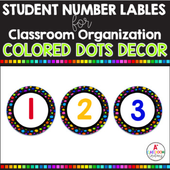 Secret Agent Numbers:  Classic Colors