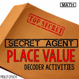 Secret Agent: Place Value