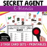Secret Agent: R-Blends
