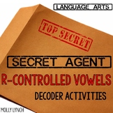 Secret Agent: R Controlled Vowels