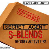 Secret Agent: S-Blends