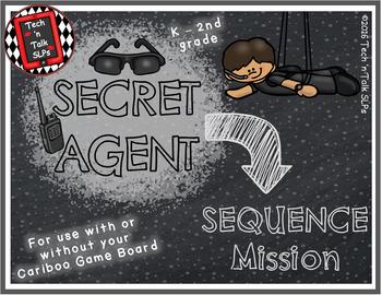 Secret Agent - SEQUENCE  MISSION