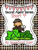 Secret Agent Series: Short I (Short I Word Work Unit)