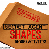 Secret Agent: Shapes