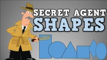 Secret Agent Shapes (video)