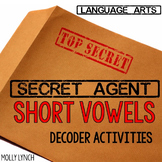 Secret Agent: Short Vowels