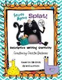 Secret Agent Splat Writing Craftivity