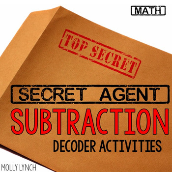 Secret Agent: Subtraction