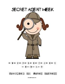 Secret Agent Week - A Detective Unit
