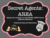 Secret Agents Day: AREA
