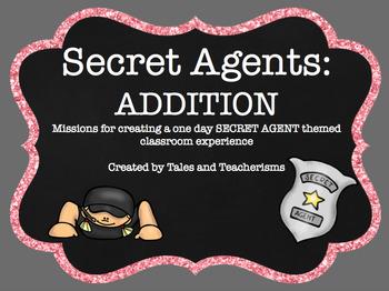 Secret Agents Day: Addition