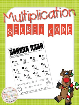 Secret Code: Multiplication