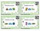 Secret Code Phonics Task Cards: CVC Short O Set