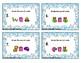 Secret Code Phonics Task Cards: CVC Short U Set