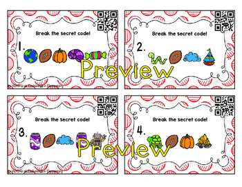 Secret Code Phonics Task Cards Bundle