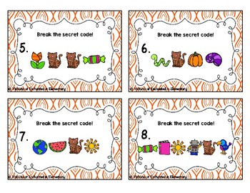Secret Code Phonics Task Cards: Long E Vowel Teams Set