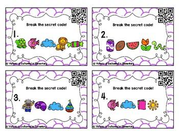 Secret Code Phonics Task Cards: Silent Consonants