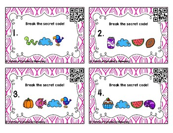 Secret Code Phonics Task Cards: oi and oy