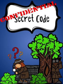 Secret Code Sight Word Practice - Fry First 100 Words & Second 100 Words