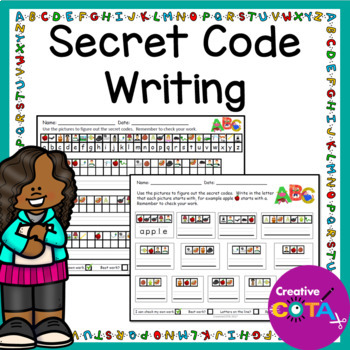 Secret Code Writing