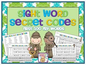 Secret Codes: 3 Pack Bundle