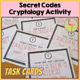 Secret Codes A Cryptology Activity