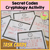 Secret Codes A Cryptology Activity