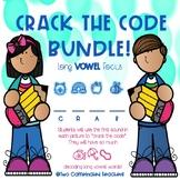 Secret Codes Bundle with Long A, E, I, O & U
