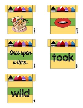 Secret Decoder Word Work Reading Street Grade 1 Unit 4 Week 3 High-Freq. Words