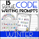 Secret Decoder Writing Prompts Winter