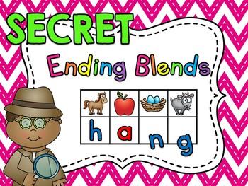 Secret Ending Blends
