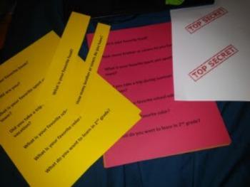 Secret Envelope