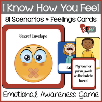 I Know How You Feel Emotions and Perspective Taking Game