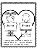 Valentine's Day Secret Friend Project