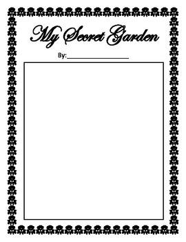 Secret Garden Reflection Pack