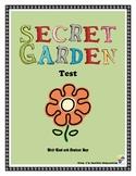 Secret Garden Test