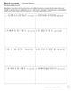 Secret Garden Vocabulary & Test - original version {Digital & PDF}