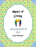 Secret Life of Bees by Sue Monk Kidd - Impact of Setting on Plot