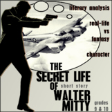 """Secret Life of Walter Mitty"": Short Story Literary Analys"