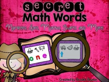 Secret MATH Words