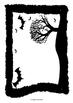Secret Message Code Wheel  -  Halloween  (alphabet and symbol)