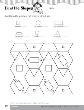 Secret Message (Describe Plane Geometric Figures)