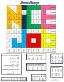 Secret Message Math - Simplifying Fractions - Nice Job