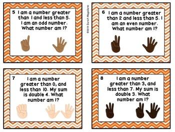 Math Task Cards (Math Reasoning, Common Core: NBT, OA, G)