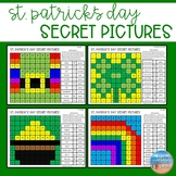 Secret Pictures for Articulation and Language: St. Patrick's Day