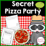 SECRET PIZZA PARTY - Book Study and Activities