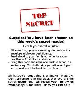 Secret Reader